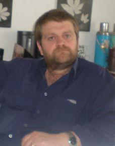 Andrias Jacobsen er formaður í Tjaldri.