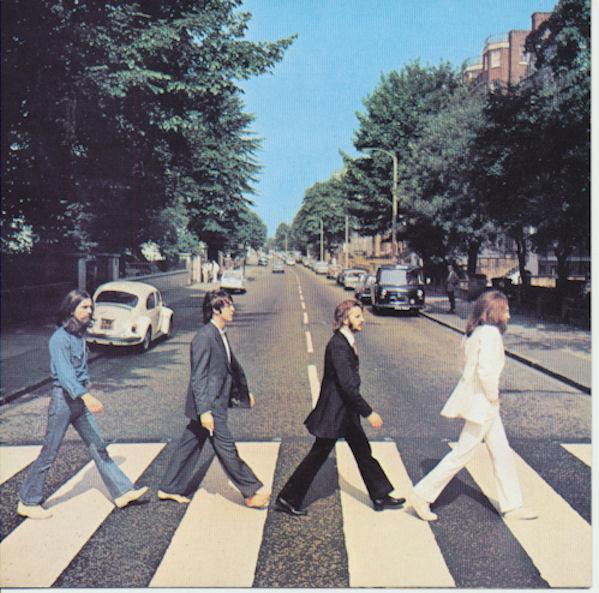Eg keypti allar Beatles pláturin, sum komu út.