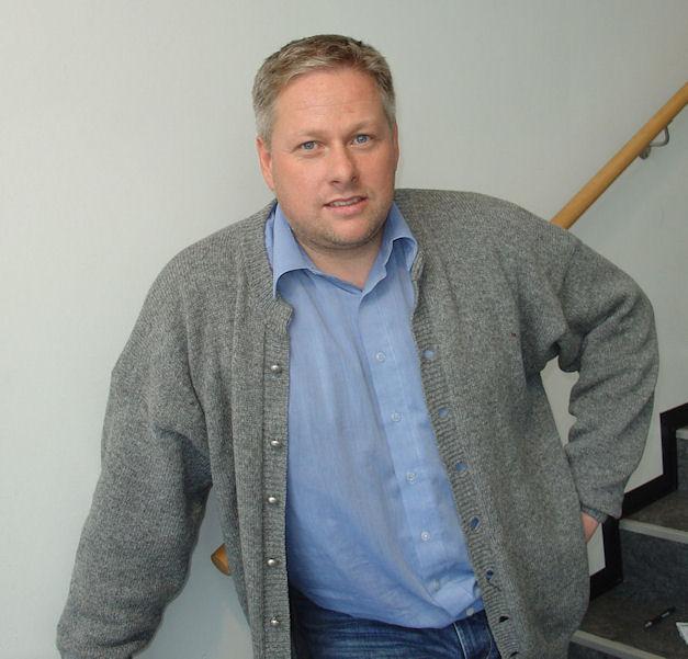 Hartvig Joensen er nýggjur formaður í dómarafelagnum. (Mynd Vagnur)