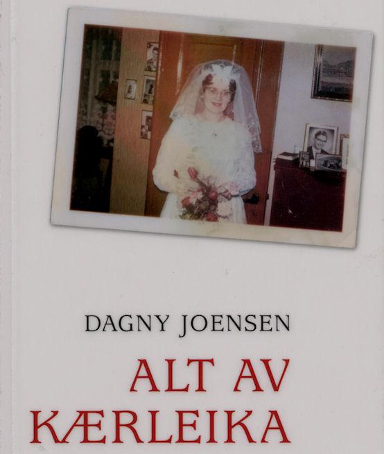 Forvitnislig bók eftir Dagny Joensen.