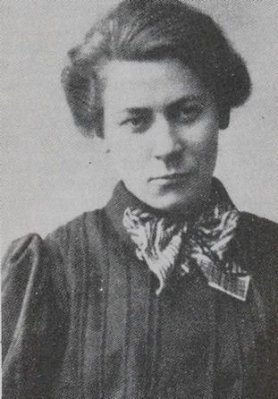 Maria Mikkelsen var hjálpsom og vinarliga kona.