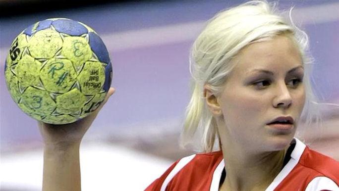Lotte misti ikki landsliðsplássið, tá hon gavst í Team Esbjerg.